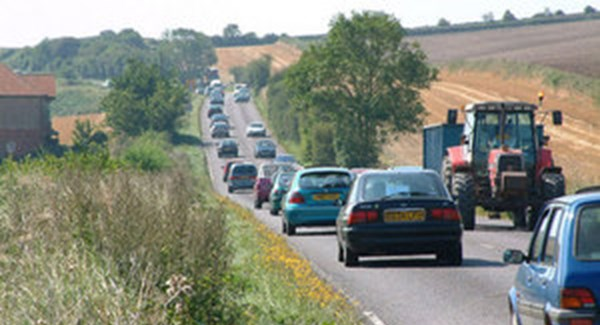 HDM-4 adaptation for strategic analysis  of UK local roads