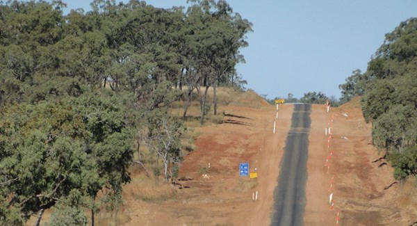 Road investment strategies for Queensland, Australia