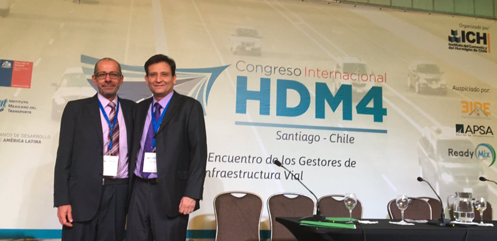 HDM-4 International Conference, Santiago, Chile, Sept. 2017